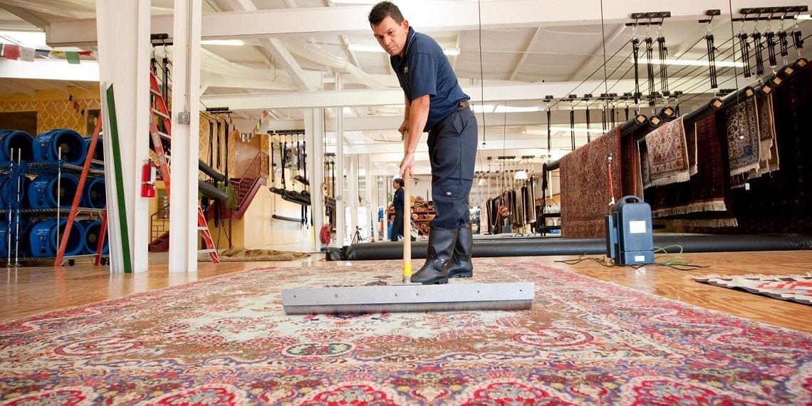 قالیشویی سروش خدمات قالیشویی